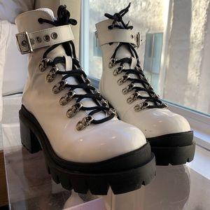 Jeffery Campbell Czech Boots